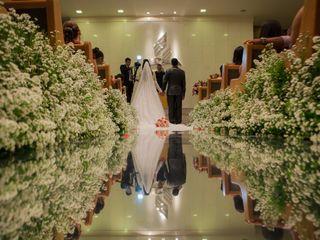 O casamento de Cristiane e Jean 1