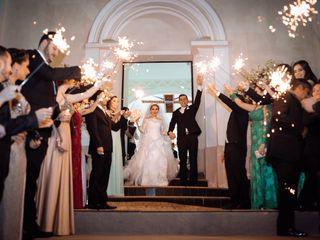 O casamento de Thais e André