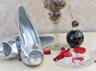 O casamento de Rafaela e Renan 1