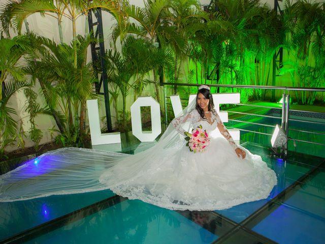 O casamento de Jean e Cristiane em Salvador, Bahia 31
