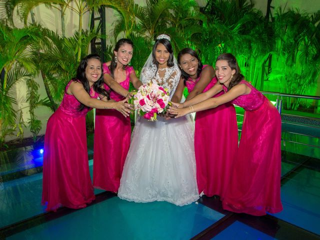 O casamento de Jean e Cristiane em Salvador, Bahia 91
