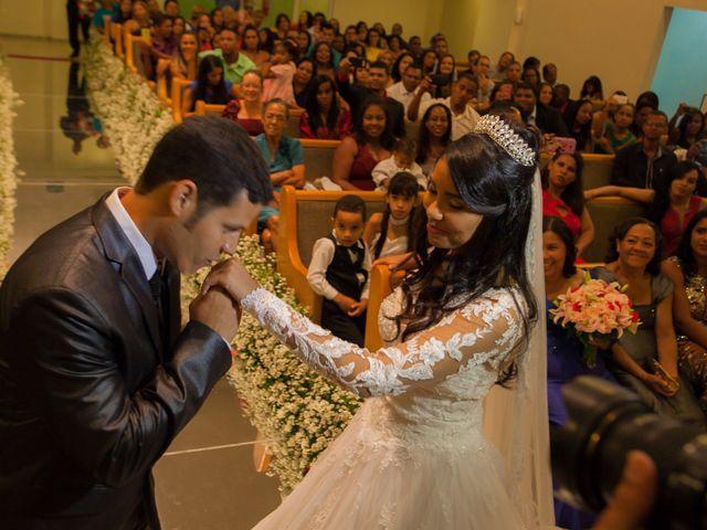 O casamento de Jean e Cristiane em Salvador, Bahia 1
