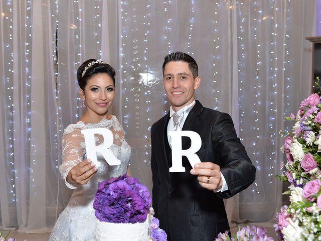 O casamento de Rafaela e Renan