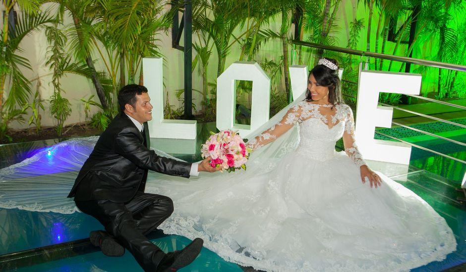 O casamento de Jean e Cristiane em Salvador, Bahia