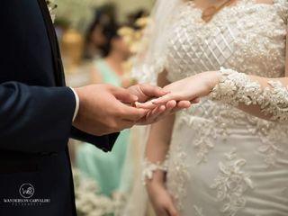 O casamento de Karina e Lincon