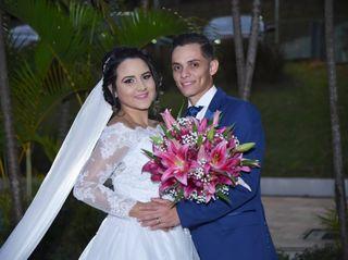 O casamento de Dayane e Mikael 1