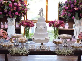 O casamento de Dayane e Mikael 3