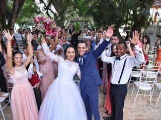 O casamento de Dayane e Mikael