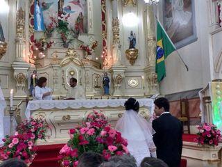 O casamento de Thais e Dalmir