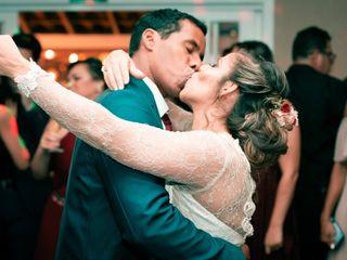 O casamento de Élida e Diogo