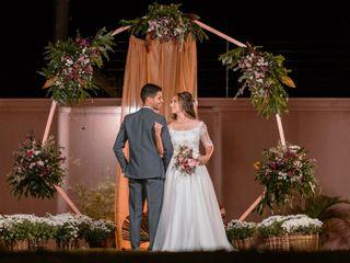 O casamento de Jeniffer e Igor