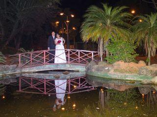 O casamento de Luciana e Jorge