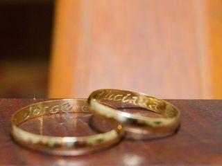 O casamento de Luciana e Jorge 3