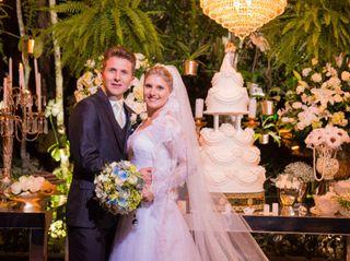 O casamento de Luiza e Pietro