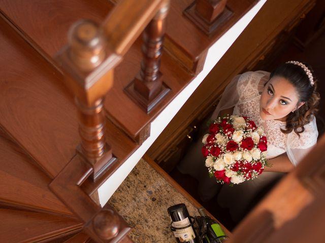 O casamento de Carol e Gustavo