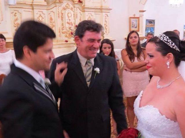 O casamento de Dalmir e Thais em Aracitaba, Minas Gerais 25