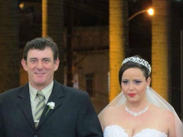 O casamento de Dalmir e Thais em Aracitaba, Minas Gerais 9