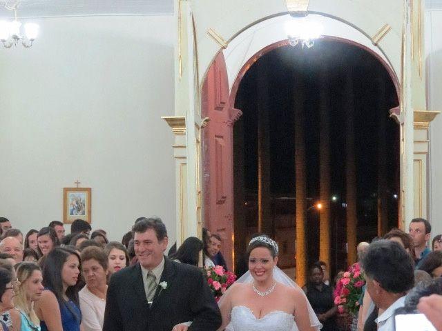 O casamento de Dalmir e Thais em Aracitaba, Minas Gerais 24