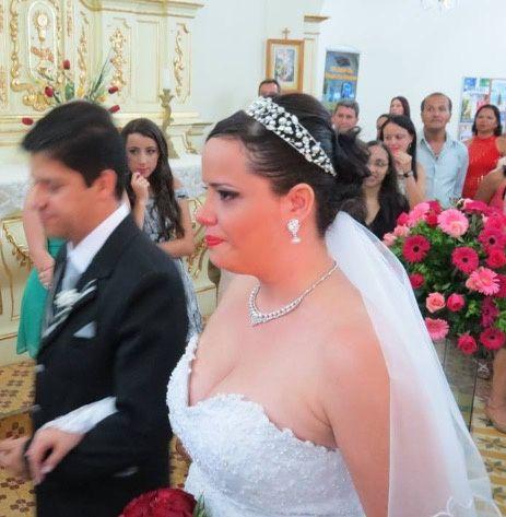 O casamento de Dalmir e Thais em Aracitaba, Minas Gerais 23