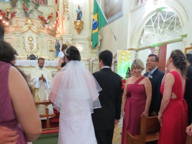 O casamento de Dalmir e Thais em Aracitaba, Minas Gerais 27