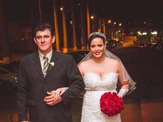 O casamento de Dalmir e Thais em Aracitaba, Minas Gerais 8