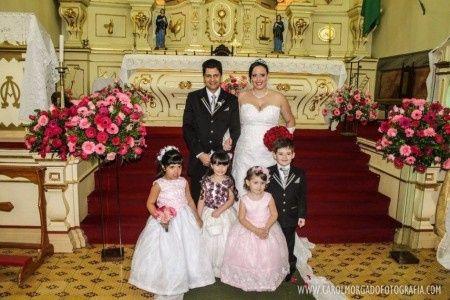 O casamento de Dalmir e Thais em Aracitaba, Minas Gerais 19