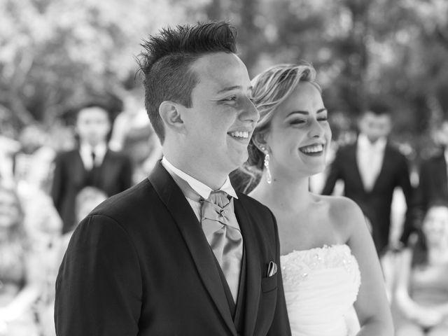 O casamento de Vinícius e Jeniffer