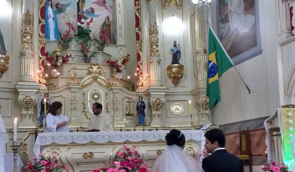 O casamento de Dalmir e Thais em Aracitaba, Minas Gerais