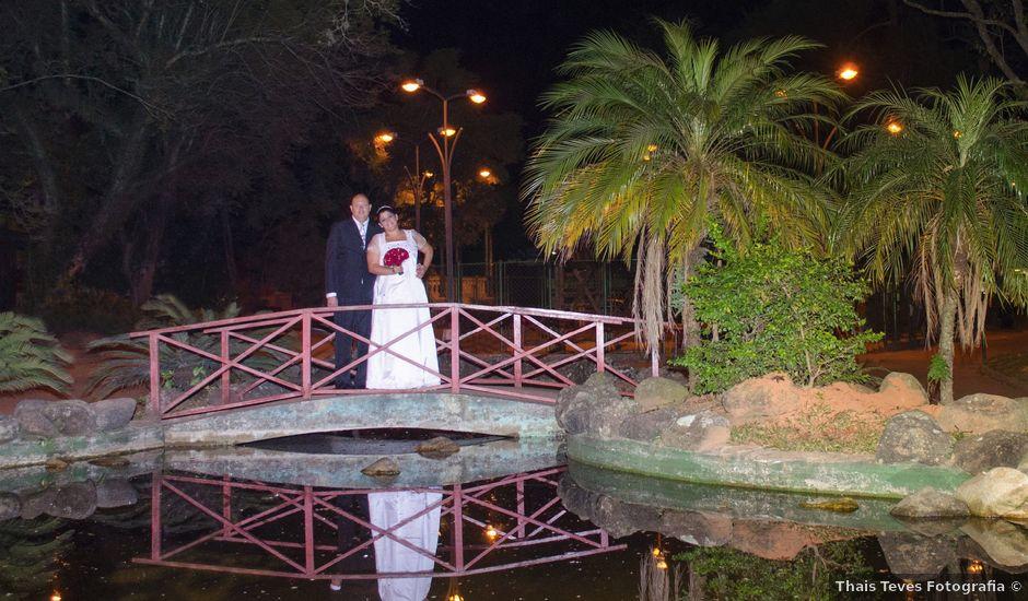 O casamento de Jorge e Luciana em Petrópolis, Rio de Janeiro