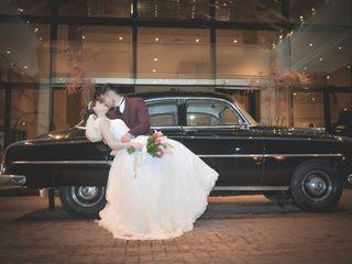 O casamento de Elisandra e Bruno