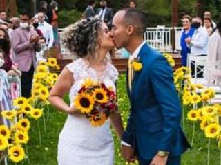 O casamento de Viviane e Geovane 1