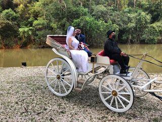 O casamento de Ana e Andre