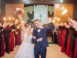 O casamento de Tarsila e Gustavo