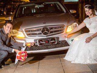 O casamento de Ariadne e Leandro