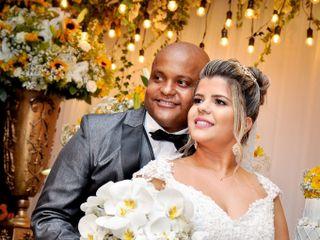 O casamento de Carmem e Samuel