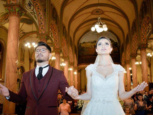 O casamento de Bruno e Elisandra em São José dos Pinhais, Paraná 2