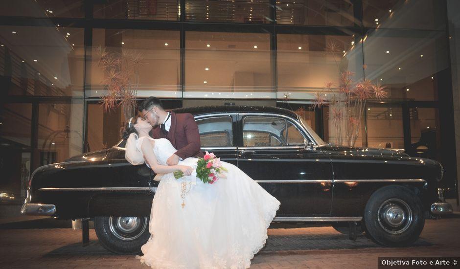 O casamento de Bruno e Elisandra em São José dos Pinhais, Paraná