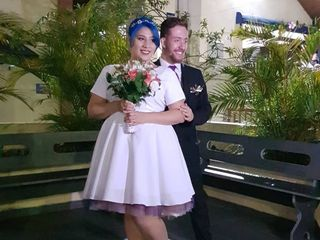 O casamento de Maria e Lucas