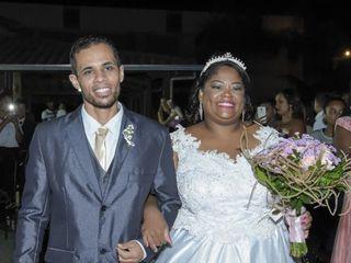 O casamento de Tatiane e Diego  2