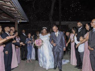 O casamento de Tatiane e Diego