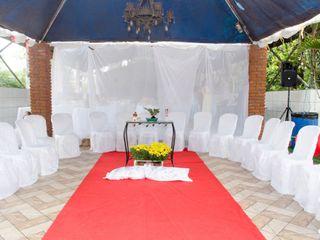 O casamento de Driele e Bruno 3