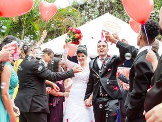 O casamento de Driele e Bruno