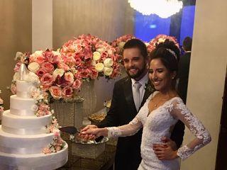 O casamento de Luiz e Thais