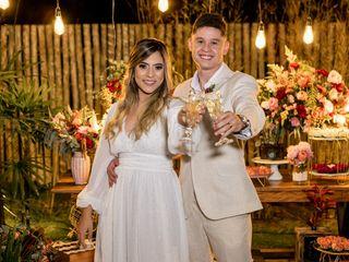 O casamento de Amanda e Landerson