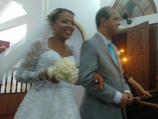 O casamento de Sandra e José Augusto
