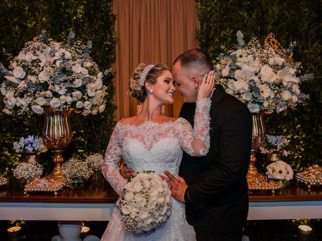 O casamento de Thayane e Johnson