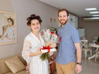 O casamento de Rafaela e Gabriel 1