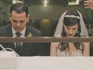 O casamento de Aline  e Jônatas