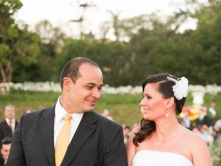 O casamento de Michelle e Sergio 1