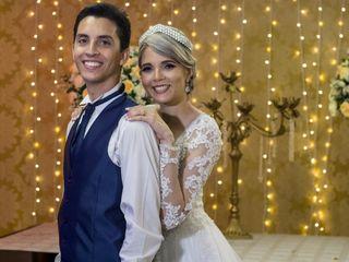 O casamento de Michele e Leandro 1